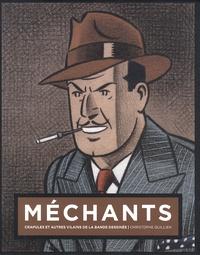 Christophe Quillien - Méchants, crapules et autres vilains de la bande dessinée - Couverture Olrik.