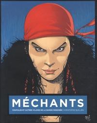 Christophe Quillien - Méchants, crapules et autres vilains de la bande dessinée - Couverture Kriss de Valnor.