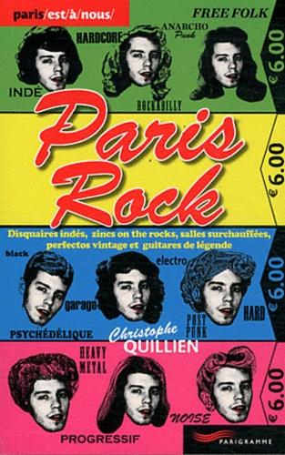 Christophe Quillien - Paris Rock.