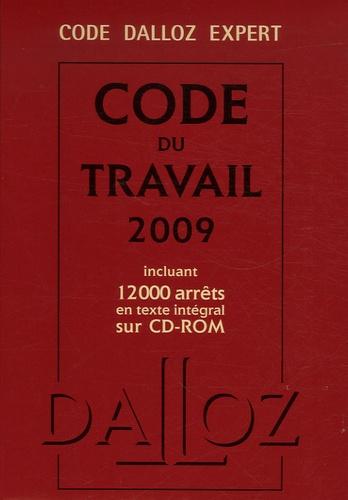 Christophe Radé et Caroline Dechristé - Code du travail 2009. 1 Cédérom