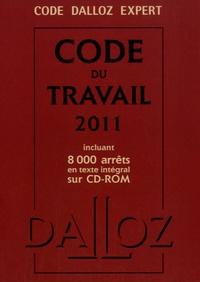 Christophe Radé - Code du travail 2011. 1 Cédérom