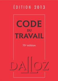 Code du travail 2013.pdf
