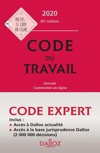Christophe Radé et Caroline Dechristé - Code du travail - Annoté et commenté en ligne.