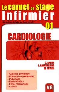 Christophe Rapon et E Carvalheiro - Cardiologie.