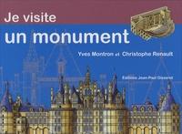 Christophe Renault - Je visite un monument.