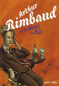 Christophe Renault et  Céka - Poèmes de Rimbaud en bandes dessinées.