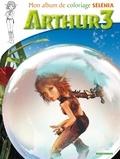 Christophe Rendu - Arthur 3 - Mon album de coloriage Sélénia.