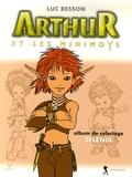 Christophe Rendu et Robert Cepo - Arthur et les Minimoys - Album de coloriage N° 2, Sélénia.