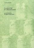 Christophe Rey - Claquettes et ornithologie.