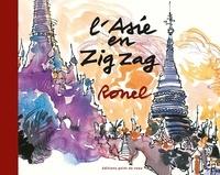 Christophe Ronel - L'Asie en Zig Zag.