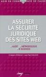 Christophe Roquilly et Jean-Paul Cailloux - Assurer la sécurité juridique des sites Web.
