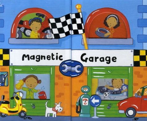 Christophe Rosson - Magnetic Garage.