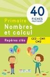 Christophe Roussel - Nombres et calcul CE2-CM1-CM2.