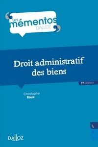 Droit administratif des biens - Christophe Roux pdf epub
