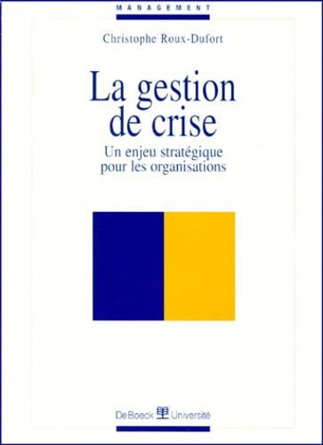 Christophe Roux-Dufort - .
