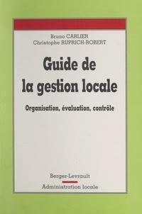 Christophe Ruprich-Robert et Bruno Carlier - .
