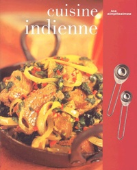 Christophe Sagniez - Cuisine indienne.