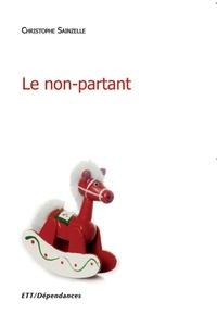 Christophe Sainzelle - Le non-partant.