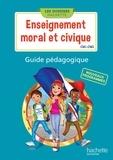Christophe Saïsse et Esther Boissière - Enseignement moral et civique CM1-CM2 - Guide pédagogique.