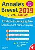 Christophe Saïsse - Histoire-Géographie, Enseignement Moral et Civique - Sujets et corrigés.