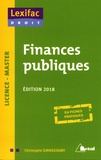 Christophe Sinnassamy - Finances publiques Licence-Master.