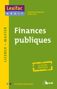 Galabria.be Finances publiques Image