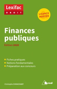 Christophe Sinnassamy - Finances publiques.