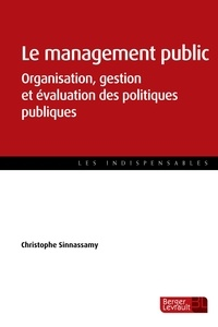 Management Public Management Marketing Livres Librairie Decitre