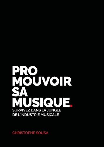 Christophe Sousa - Promouvoir sa musique - Survivez dans la jungle de l'industrie musicale.