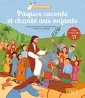 Christophe Sperissen et Michel Wackenheim - Pâques raconté et chanté aux enfants. 1 CD audio
