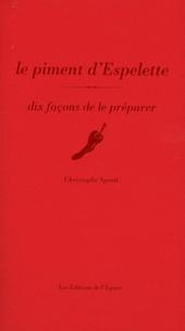 Le piment dEspelette - Dix façons de le préparer.pdf
