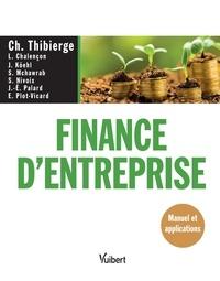 Christophe Thibierge et Ludivine Chalençon - Finance d'entreprise.