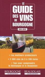 Christophe Tupinier - Le guide des vins de Bourgogne.
