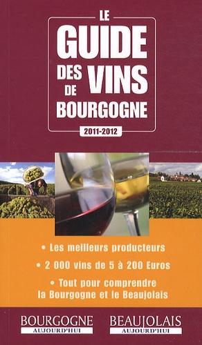 le guide des vins de bourgogne de christophe tupinier