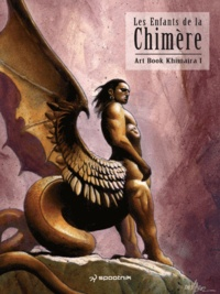 Christophe Van de Ponseele - Art Book Khimaira - Volume 1, Les enfants de la chimère.