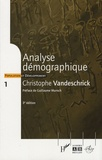 Christophe Vandeschrick - Analyse démographique.