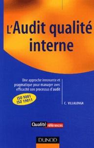 Rhonealpesinfo.fr L'audit qualité interne Image