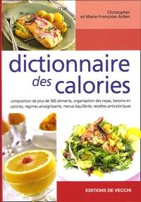 Dictionnaire des calories.pdf
