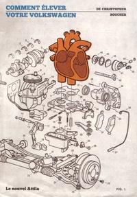 Christopher Boucher - Comment élever votre Volkswagen.