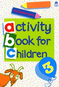 Christopher Clark - Oxford Activity Books for Children.
