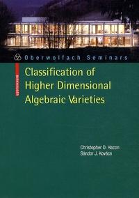 Galabria.be Classification of Higher Dimensional Algebraic Varieties Image