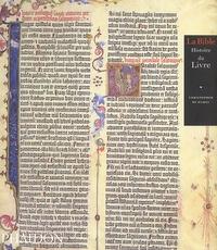 Christopher de Hamel - La Bible - Histoire du Livre.