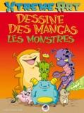 Christopher Hart - Dessine des mangas - Les monstres.