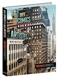 Christopher Irving - Des comics et des artistes.