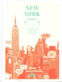 Histoiresdenlire.be New York Comics - Une visite guidée de la capitale des comics Image