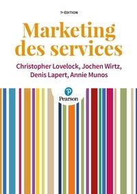 Marketing des services - Christopher Lovelock |