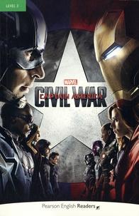 Christopher Markus et Stephen McFeely - Marvel's Captain America: Civil War - Level 3.