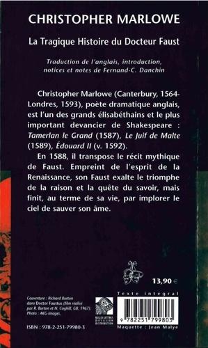La Tragique Histoire du Docteur Faust. Bilingue français-anglais