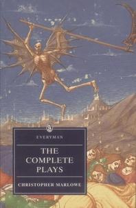 Christopher Marlowe - Marlowe: Complete Plays.
