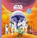 Christopher Nicholas et Ethen Beavers - Star Wars, L'attaque des clones.